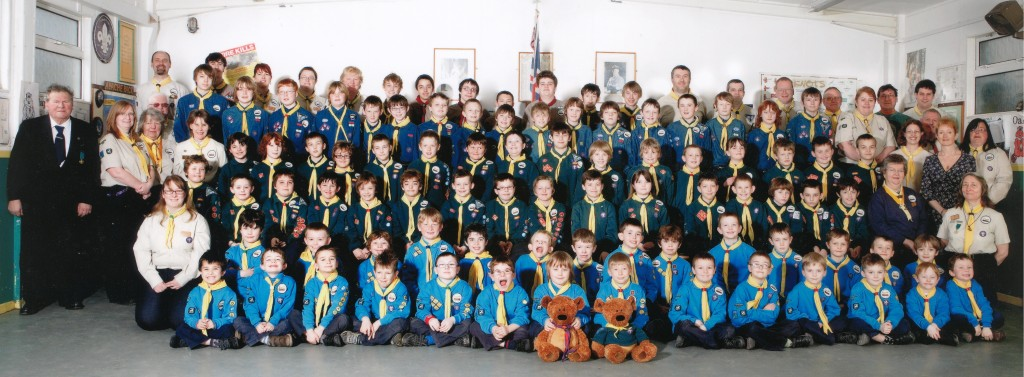 Group Photo During our Centenary Year